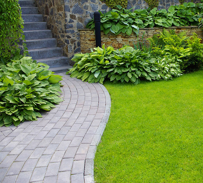 Pathways one of the Services by Brookview Landscapes